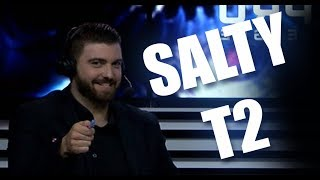 Salty T2 (Tsquared)