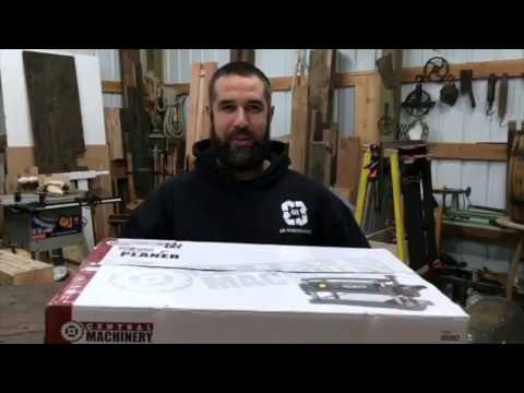Harbor Freight Planer Review | 4R NORTHWEST