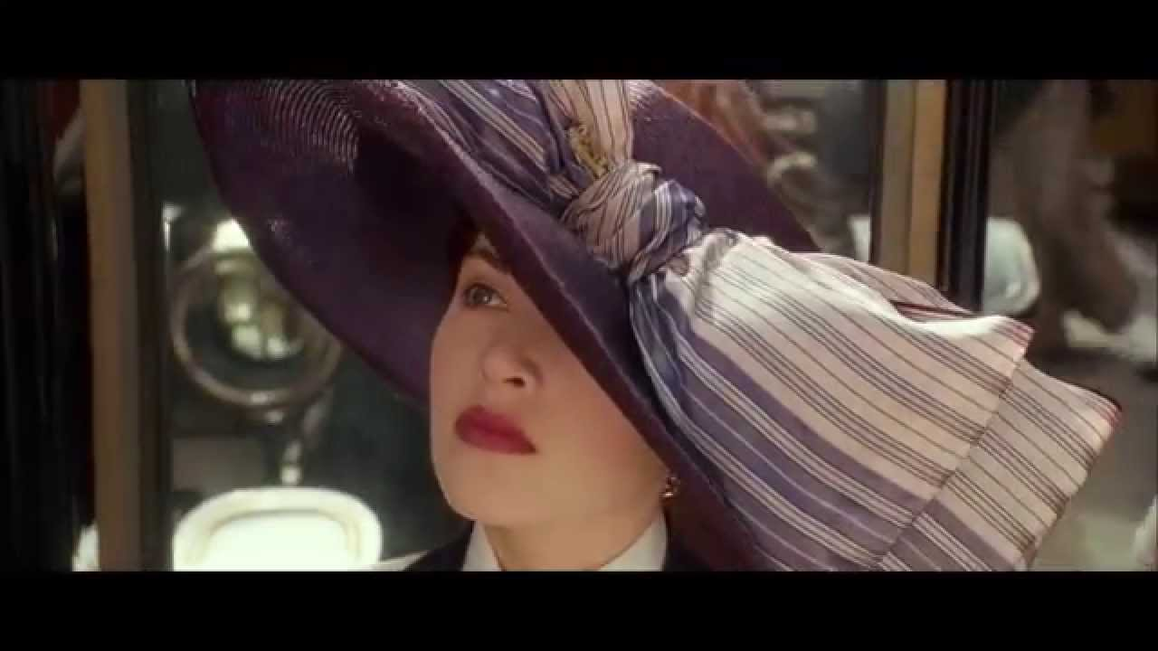 Titanic 1997 Trailer 1 Leonardo Dicaprio Kate Winslet Youtube