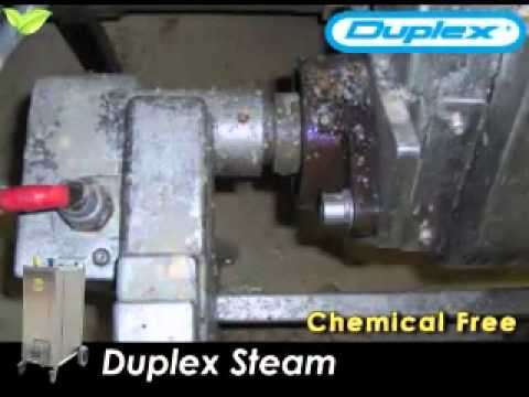 How to Safely Clean Chocolate Factory with Duplex Industrial Cleaning Equipment