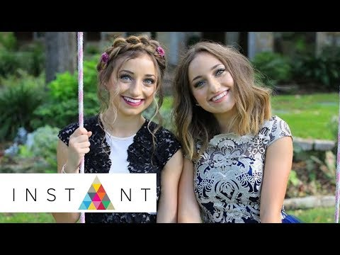 Brooklyn & Bailey Reveal The Secret Behind Their Twin Telepathy | Instant Exclusive | INSTANT