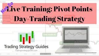 (Not So) Live Training: Pivot Points Day-Trading Strategy + Litecoin, S&P 500, Tesla, & Disney