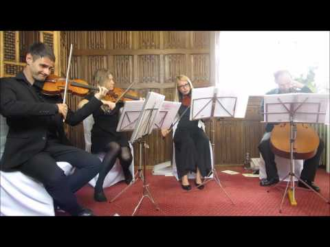 Etta James At Last and Beyonce Halo by The Endymion String Quartet Manchester