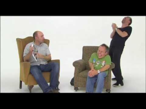 Ricky Gervais, Karl Pilkington & Warwick Davis talk