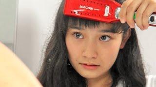 2015年9月29日 東京・赤坂ブリッツ 平均年齢13歳で2014年7月に結成され...
