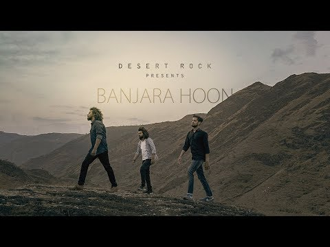 Desert Rock - Banjara hoon  (Official)