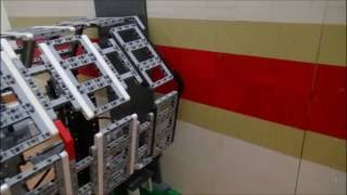lego sand car - lower chassis