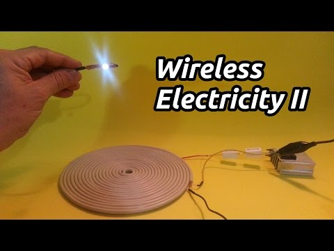 Wireless Electricity II
