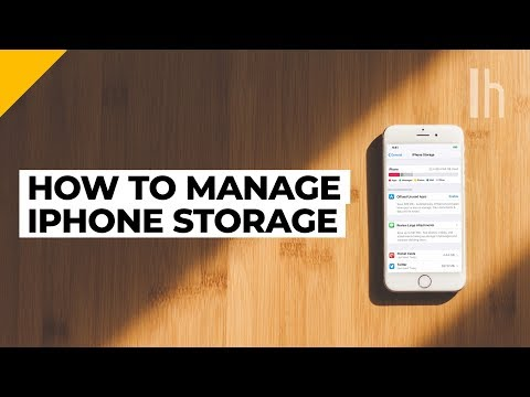 How to Free Up the Most Storage Space on Your iPhone