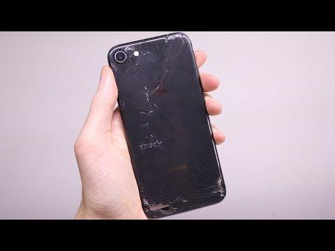 $300 iPhone 8 Restoration - Full of dirt!