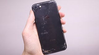 $300 iPhone 8 Restoration - Full of dirt!