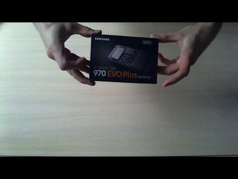 Samsung 970 Evo Plus 500GB M.2 PCIe 3.0 x4 V-NAND MLC (MZ-V7S500BW)
