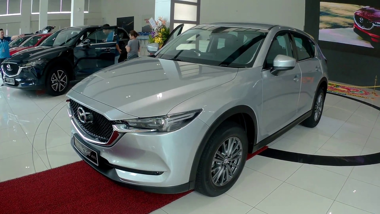 2017 mazda cx 5 2 0 gls launched malaysia interior exterior walk around youtube. Black Bedroom Furniture Sets. Home Design Ideas