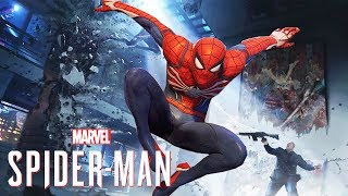 Spider-Man PS4 - Insomniac Reveal Spider-Man Will NOT Always Be Liked In Game ....
