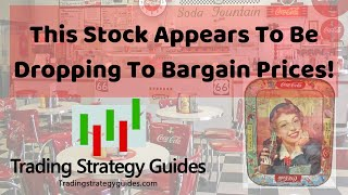 This Stock Appears To Be Dropping To Bargain Prices! + Apple, BTC, ETC, Nike, USDCHF, & XAUUSD