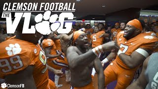 Clemson Football || The Vlog (Ep 12)