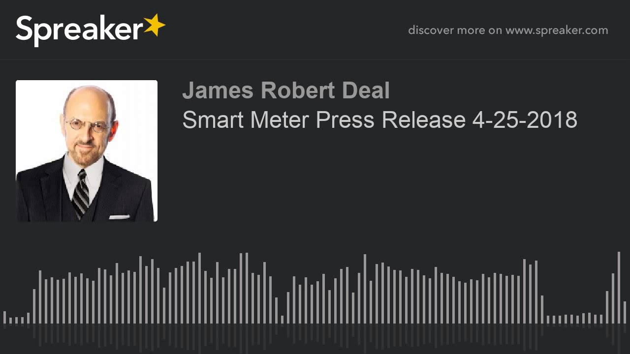 SMART METER COALITION DEMANDS THAT SEATTLE BAN SMART METERS
