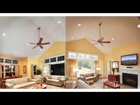 Living Room Recessed Lighting Ideas