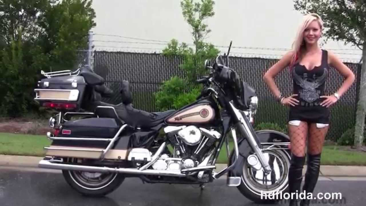 Used 1988 Harley Davidson Electra Glide Motorcycles For