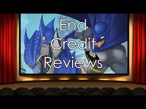 ECR Batman Month: Batman Unlimited (Animal Instincts & Monster Mayhem (2015)