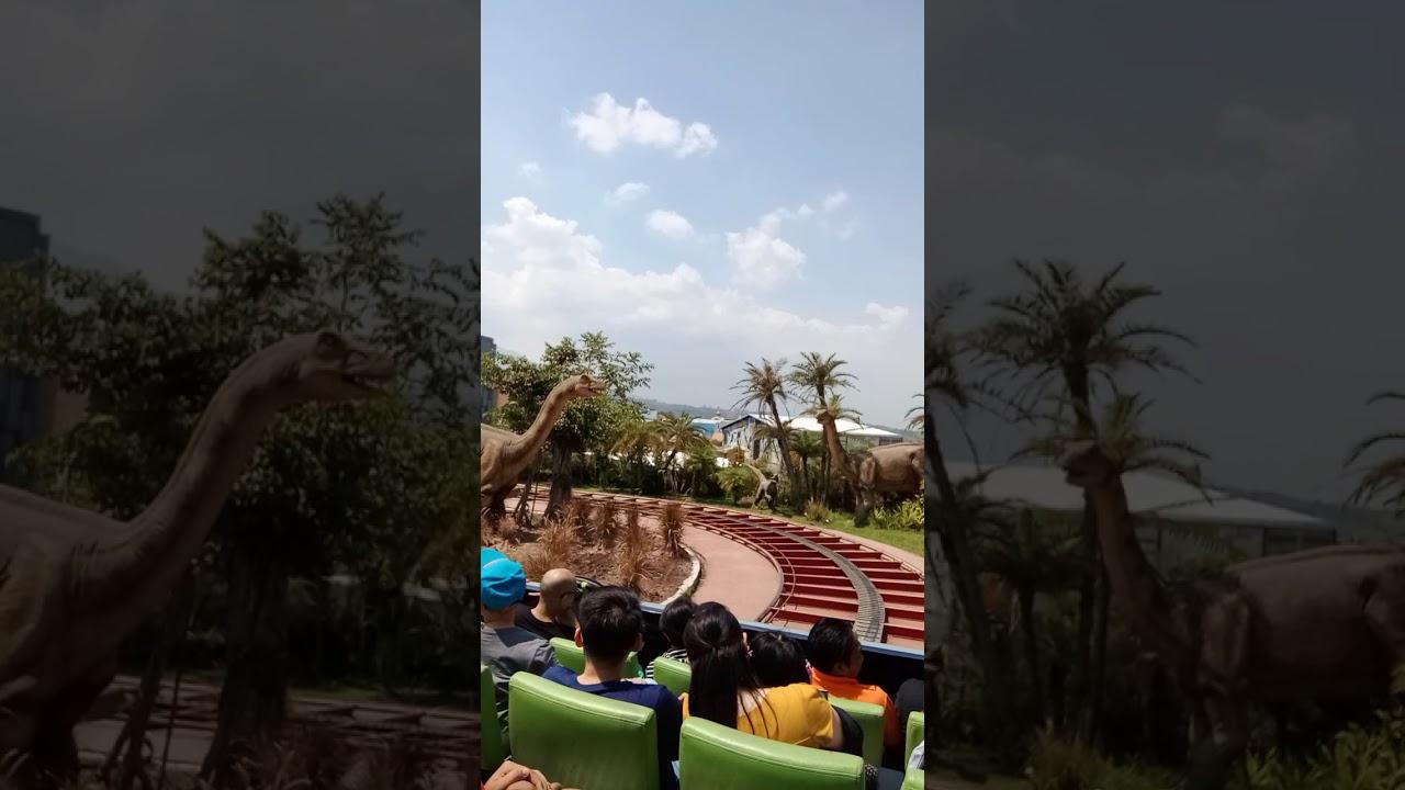Wisata Jatim Park 3 , kab batu malang - YouTube