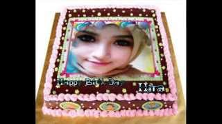 Happy Birth Day Hira