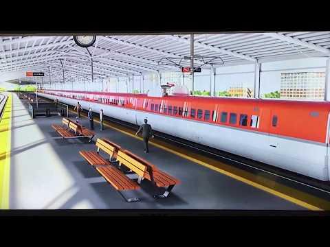 India's 1st Bullet Train | Mumbai Ahmedabad | Future Megaproject | Magnetic Maharashtra