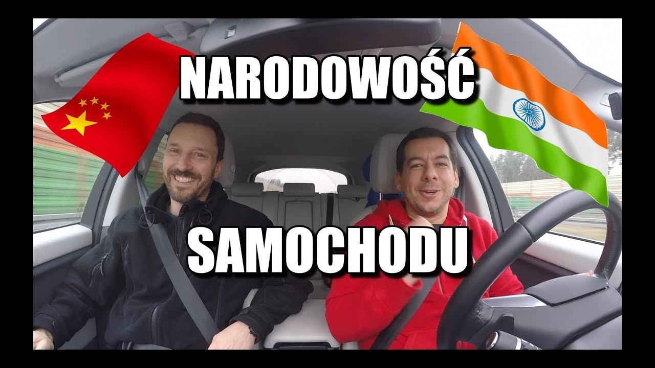 Narodowość samochodu – czy mamy polski samochód? (Car nationality ENG subs)