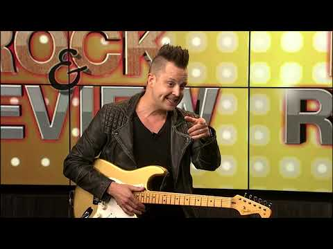 Lincoln Brewster - Fender Signature Strat - FOX 17 Rock & Review