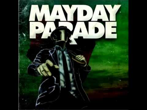 Mayday Parade- When You See My Friends (Lyrics)