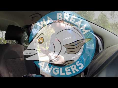 Bream Fishing Perth City