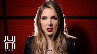 Gambar cover Billie Eilish - Bad Guy - Rock cover by Halocene