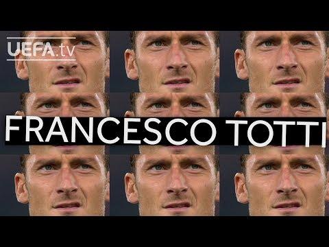 FRANCESCO TOTTI: ICON