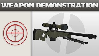 Repeat youtube video Weapon Demonstration: AWPer Hand