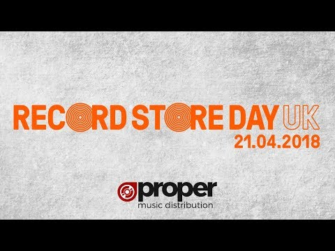 Record Store Day 2018 - Proper Music Distribution teaser