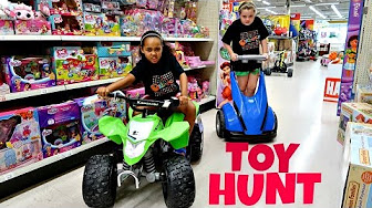 37ef76b2889 toy hunts toy shopping - YouTube