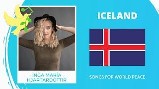 Iceland🇮🇸 - Inga María Hjartardóttir - Trúi Því - Songs for World Peace 2020