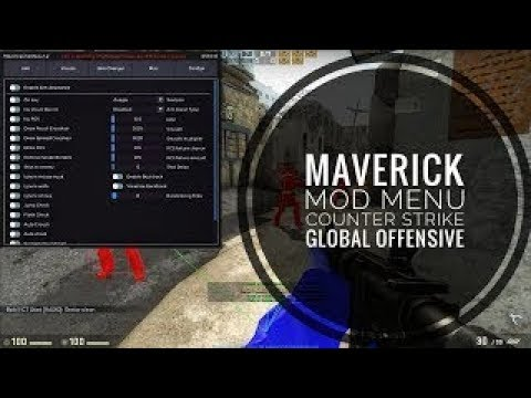 CS GO Mod Menu - Maverick/Undetected   Wall Hack/Aimbot/ESP/Trigger Bot   December 2019  