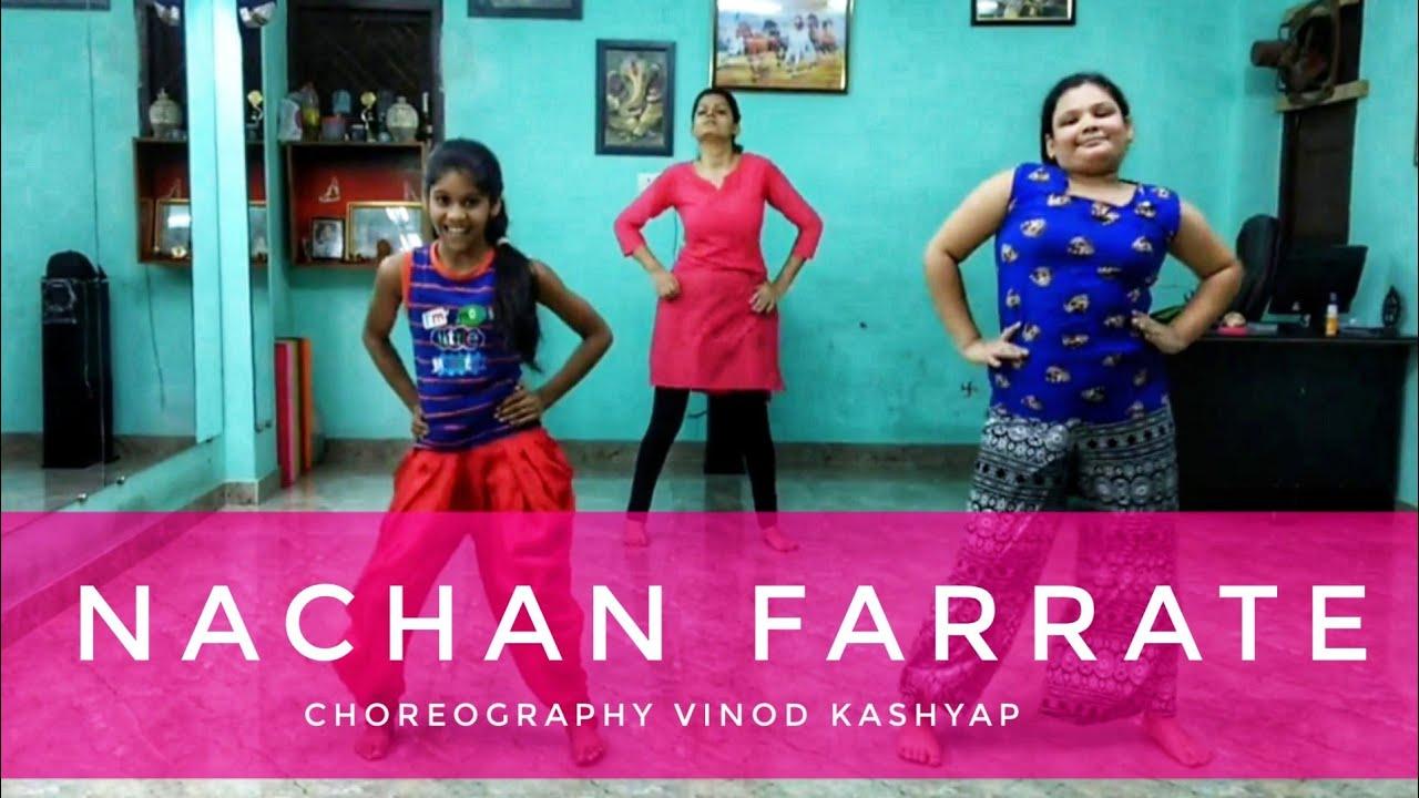 Nachan Farrate (All is well)Meet Bros.Kanika Kapoor Choreo ...