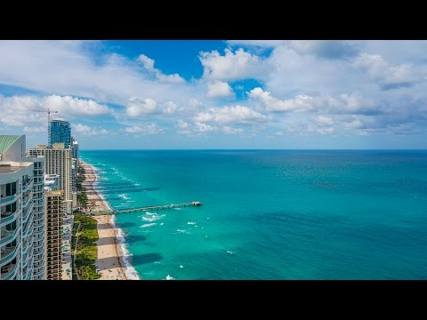 Trump Tower I - 3BD Apartment with Ocean View in Sunny Isles Beach.
