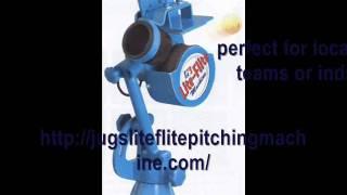 jugs lite flite pitching machine