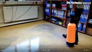 Jak vyčistit a zrenovovat špinavé podlahy z přírodního linolea