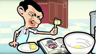 Mr Bean | Baking | Full Episodes Compilation | Cartoons for Children