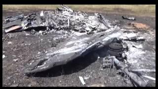 Сбитый истребитель МиГ-29 ВВС Украины, 17 августа