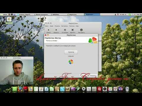 Установка Windows программ на Linux