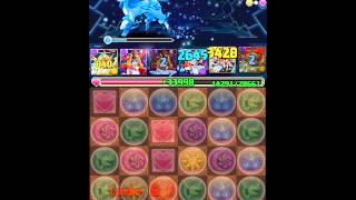Repeat youtube video パズドラ ゼウス降臨! Wルシファーパーティー ノーコン+おまけ(puzzle and dragons) no charge