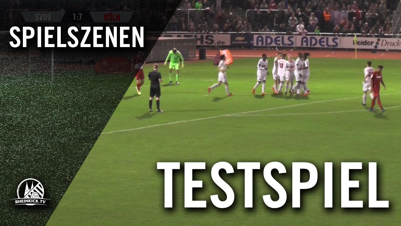 Testspiel Fc Köln