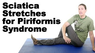 5 Best Sciatica Stretches for Piriformis Syndrome - Ask Doctor Jo