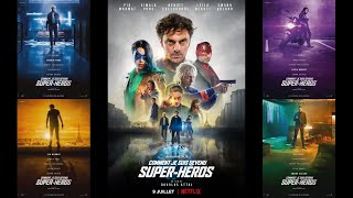 How I Became a Suṗer Hero (Comment je suis devenu super-héros) 2021 - Trailer (English Dubbed)