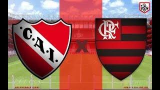 Independiente vs Flamengo-AO VIVO-Copa Sul-Americana Final